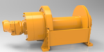 Allied AH250 Yarder Winch