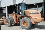 WHEEL LOADER  -  Case 721E