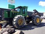 ** SOLD **  SKIDDER  -  2011 John Deere 748H